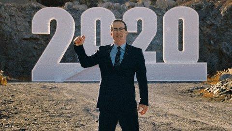 John Oliver - Last Week Tonight 2020-2021 - cover
