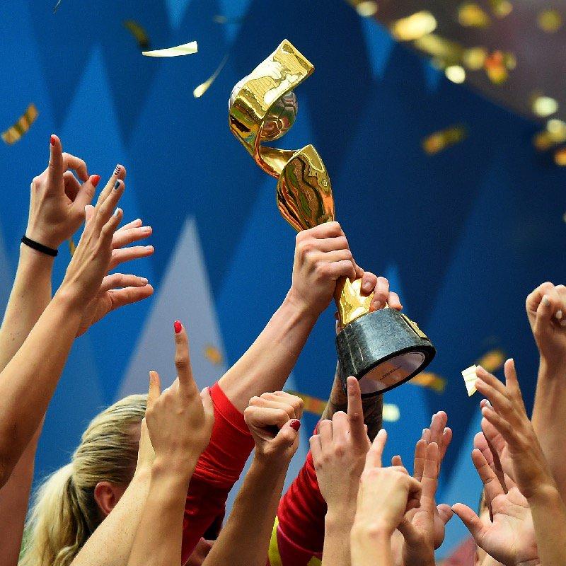 Copa del Mundo femenina.