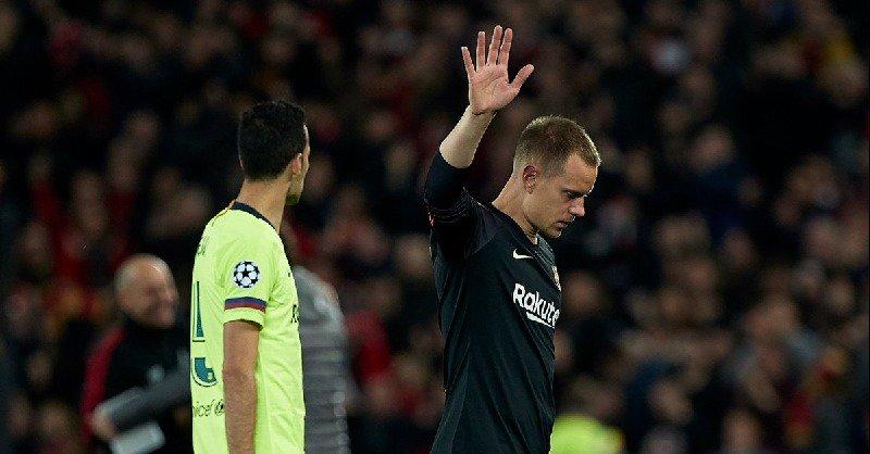 ليفربول يحقق انتصارا تاريخيا برباعية نظيفة على ضيفه برشلونة 26