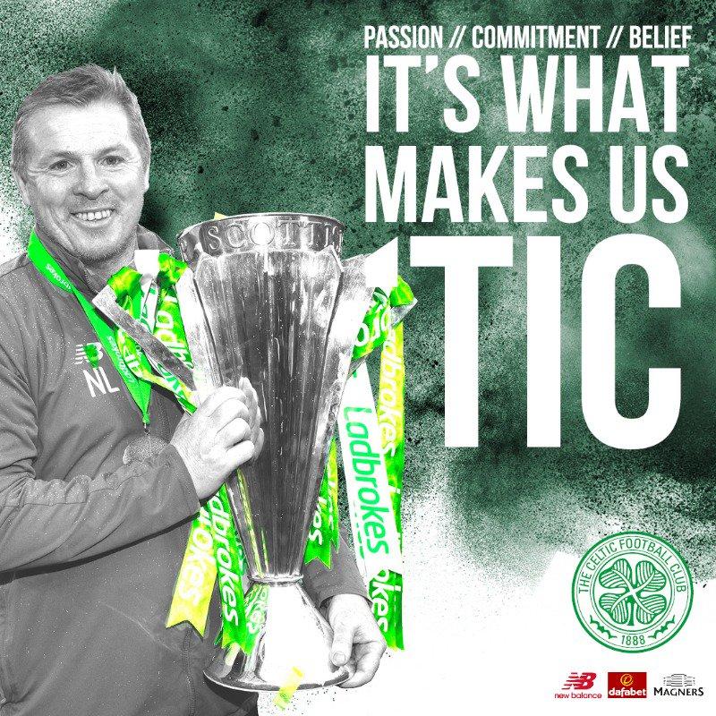 Lennon prolonge avec le Celtic