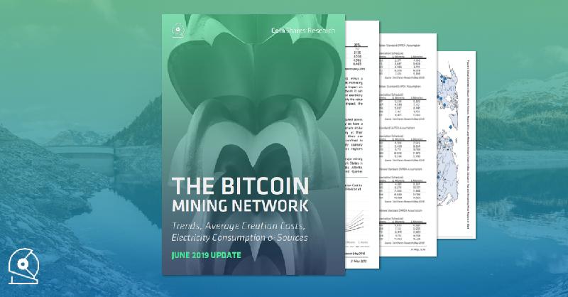 ผลการศึกษาพบว่า การขุด Bitcoin มากกว่า 74% ขับเคลื่อนด้วยพลังงานหมุนเวียน