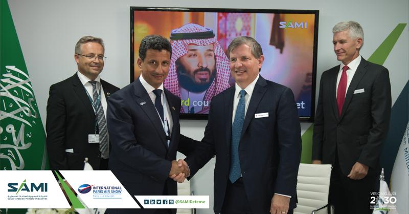الشركة السعودية للصناعات العسكرية SAMI توقع اتفاقية تأسيس مشروع مشترك مع  L-3 Technologies الأمريكية  DbVRogOC?format=png&name=orig