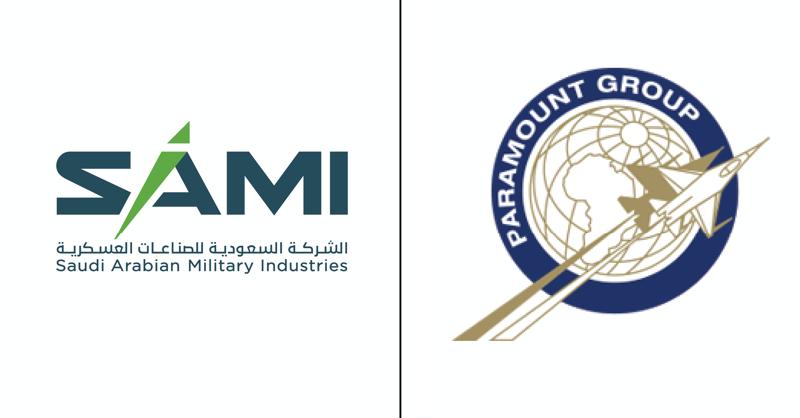 """شركة الصناعات العسكرية  السعوديه """"SAMI"""" ومجموعة باراماونت توقعان اتفاق تعاون رفيع المستوى في مجالي الدفاع والأمن XG68Tmnc?format=png&name=orig"""