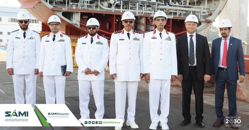 سامي نافانتيا للصناعات البحرية تطلق أعمال تشييد أول فرقاطة حربية لصالح القوات البحرية الملكية السعودية في كاديز الإسبانية Z-3xQu6O?format=png&name=orig