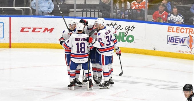 Amerks hold off Crunch for third consecutive victory
