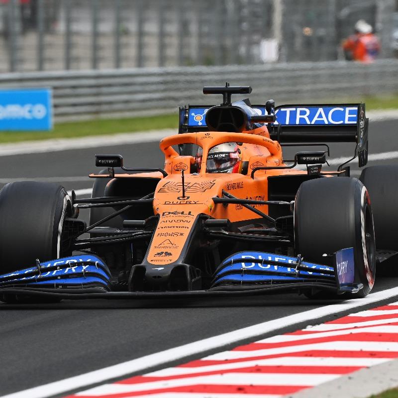 GP Ungheria 2020 McLaren