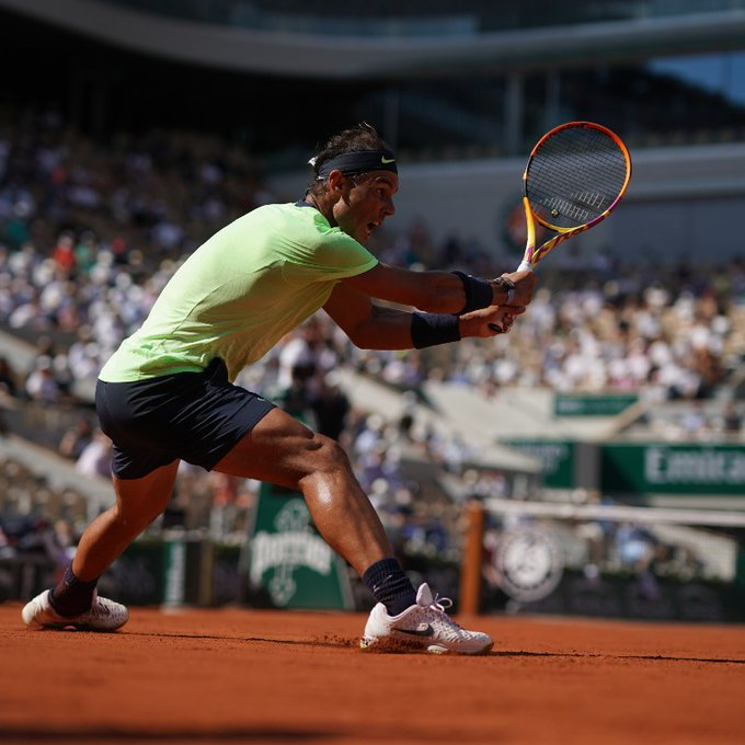 Nadal makes it to his 14th French Open semi-final | French Open 2021 | SportzPoint