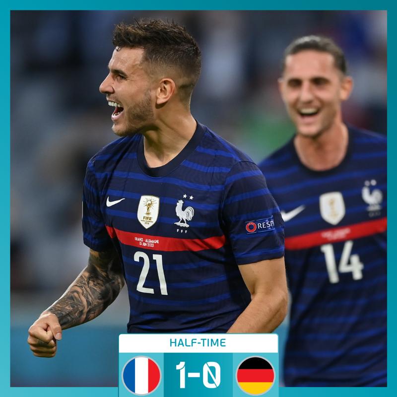 Deutschland vs. Frankreich: Vor dem Spiel wäre eine Tasse Kaffee sinnvoll.