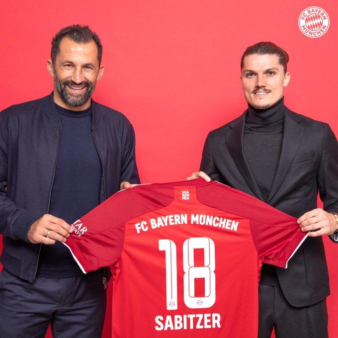 OFFICIEL : Marcel Sabitzer c'est fait!