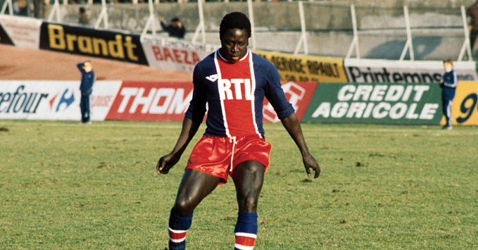 Murió la ex figura del PSG Jean-Pierre Adams
