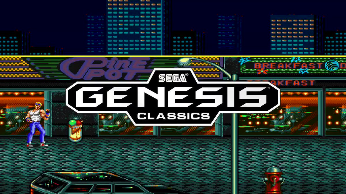 SEGA's photo on Gaming
