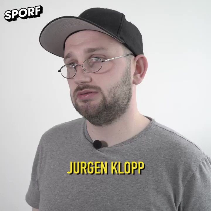 SPORF's photo on Jurgen Klopp