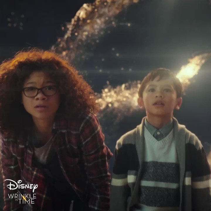 Bring home the film that's full of magic and heart. Disneys A #WrinkleInTime is NOW on Digital, #MoviesAnywhere, Blu-ray & 4K UHD: di.sn/6004DTMQi