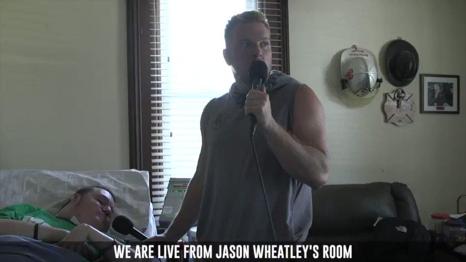 Jason Wheatley's a hero of mine. Cheers @hoosierfirebuff, we appreciate you brother https://t.co/XgAO1qN5jE