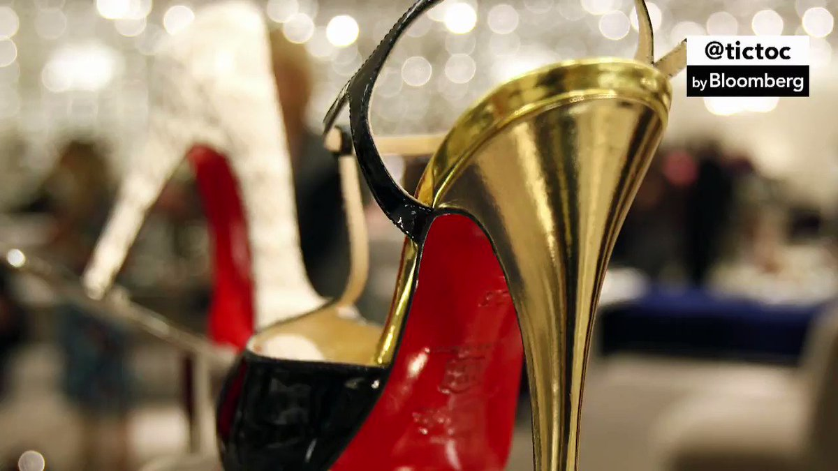 8620f720ce0 French designer Christian Louboutin wins a fight over trademark protection  for his iconic red-soled stiletto shoes https   t.co xQsReexnc8  tictocnews