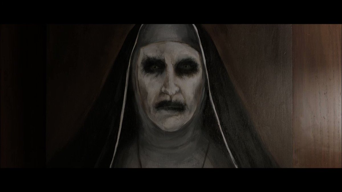Watch the teaser trailer for 'The Conjuring' universe horror movie #TheNunMovie: https://t.co/HbzuIEcVhM https://t.co/VRtrFI5tZv