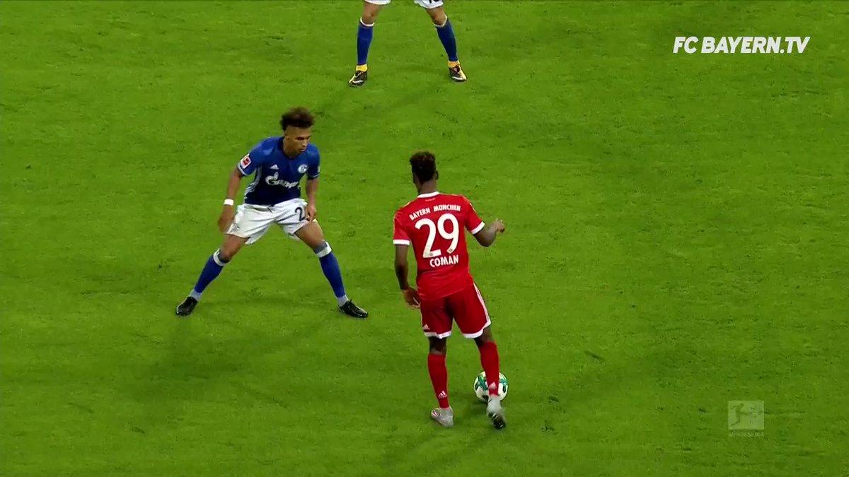 FC Bayern English's photo on #Coman