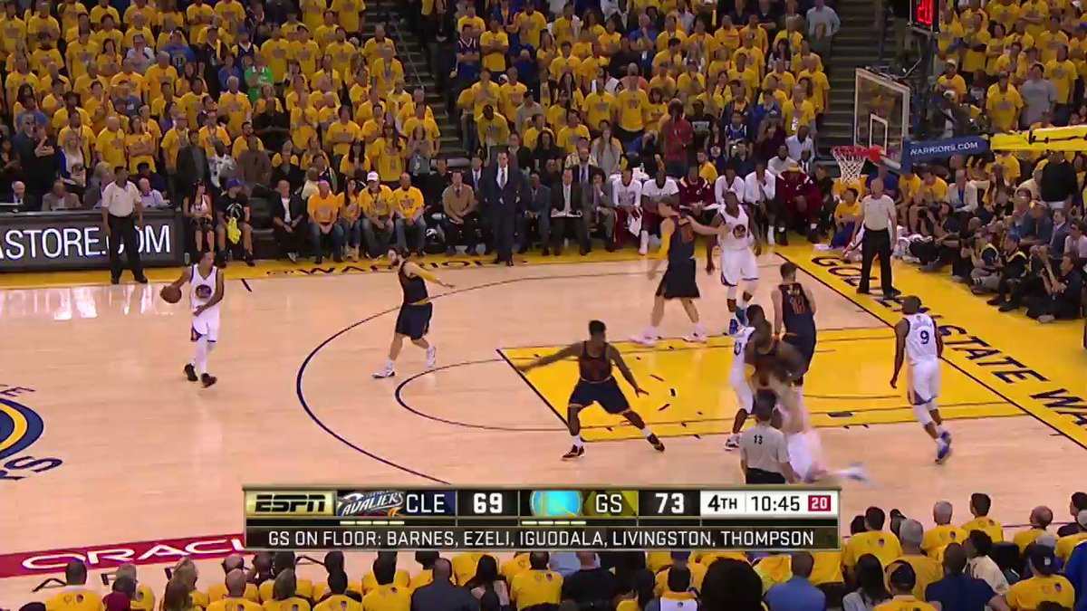 The TOP 20 PLAYS by the @Warriors and @Cavs in the #NBAFinals!