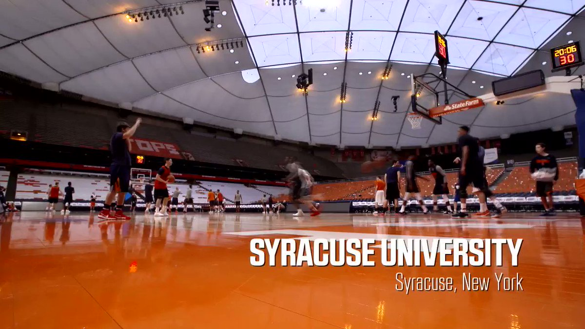 In honor of it being #FathersDay, we turn to @Cuse_MBB and @WakeMBB for two unique stories. 👏👏