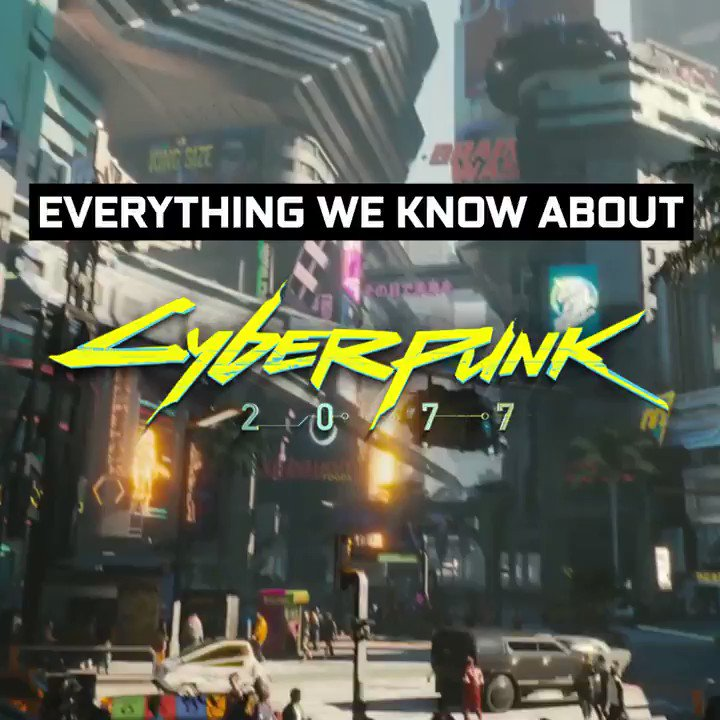 Heres what we learned about @CyberpunkGame at #E32018. #GameReady