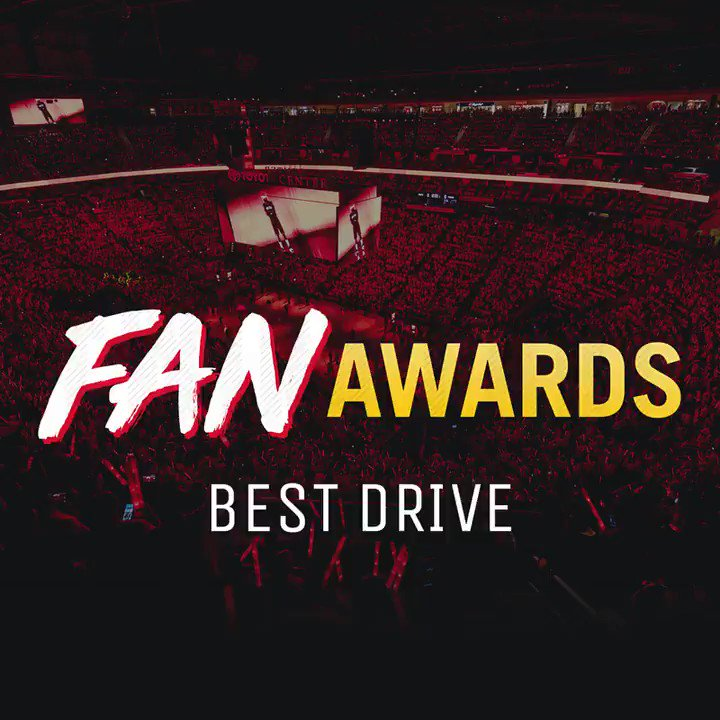 Which is your favorite drive? Vote now for a chance to win our grand prize 💻: bit.ly/RocketsAwards