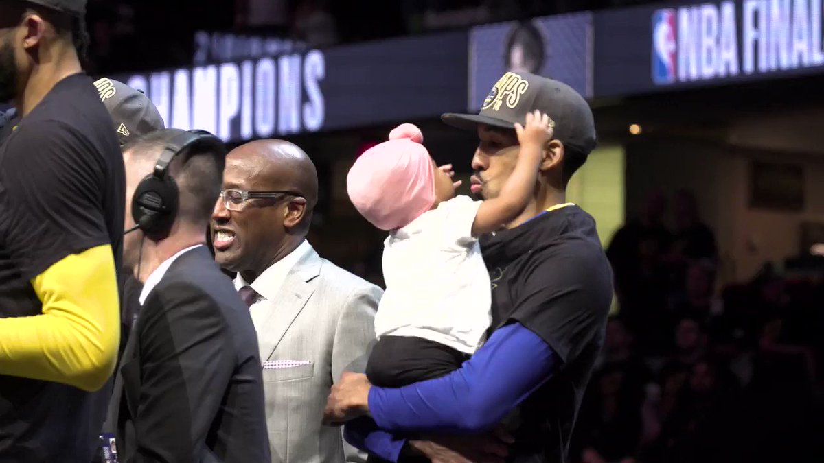 Celebrate Father's Day like a Champion �� #DubNation https://t.co/i9nelNgNa0