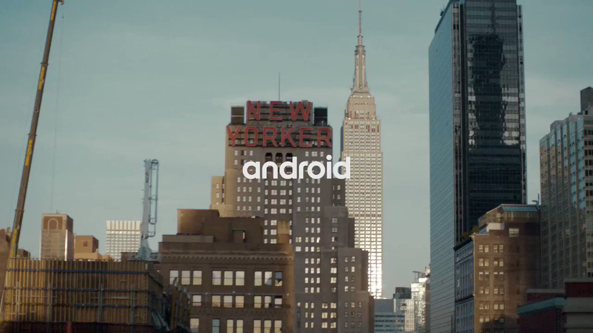 It's the community that powers #Android. #IMakeApps is a celebration of some of the amazing people from around the world who create apps & games. Watch their stories → g.co/play/imakeapps