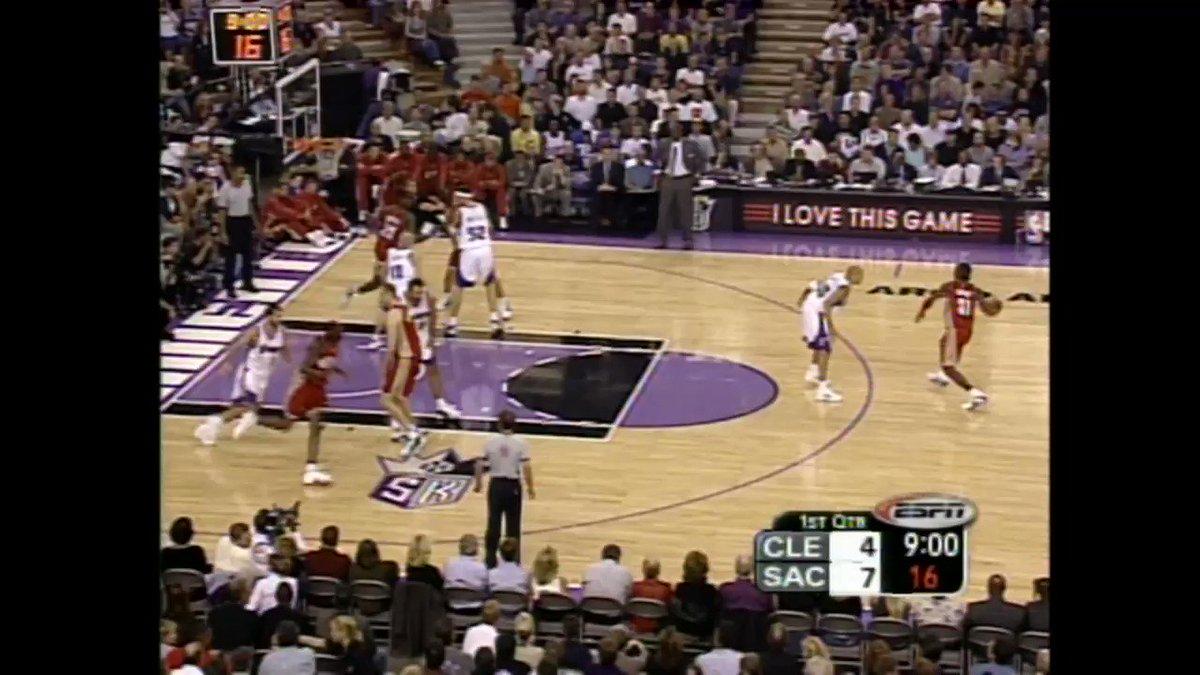 15 years after the 2003 #NBADraft... the best of @KingJames' rookie season! #NBAvault https://t.co/axiCmJDbiD