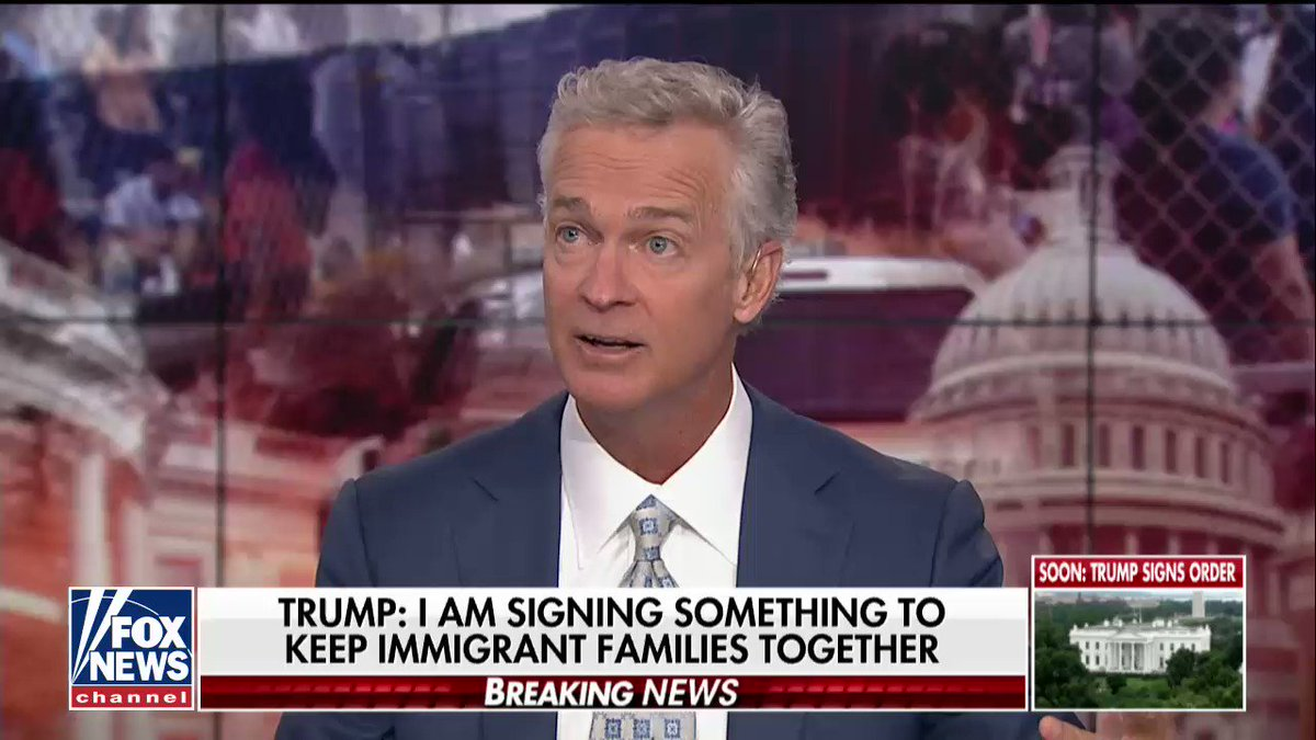 BREAKING NEWS: @POTUS has signed an executive order on immigration. @ShepNewsTeam https://t.co/c7kpGbYCBB