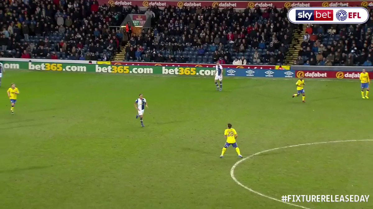 Still excited for your trip to @Rovers, @thejoeydee? 🚌 @LUFC are heading to Ewood Park on 20th October. Stuart Dallas and Pontus Jansson were the heroes on your last visit in 2017... 🎩 twitter.com/thejoeydee/sta…