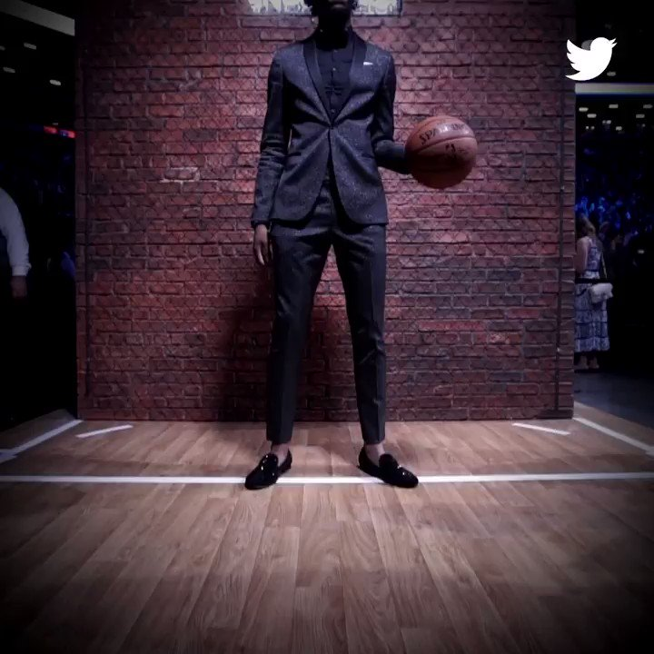 Welcome to the #NBA, @MB3FIVE! #NBATwitter https://t.co/reLs1La7LS