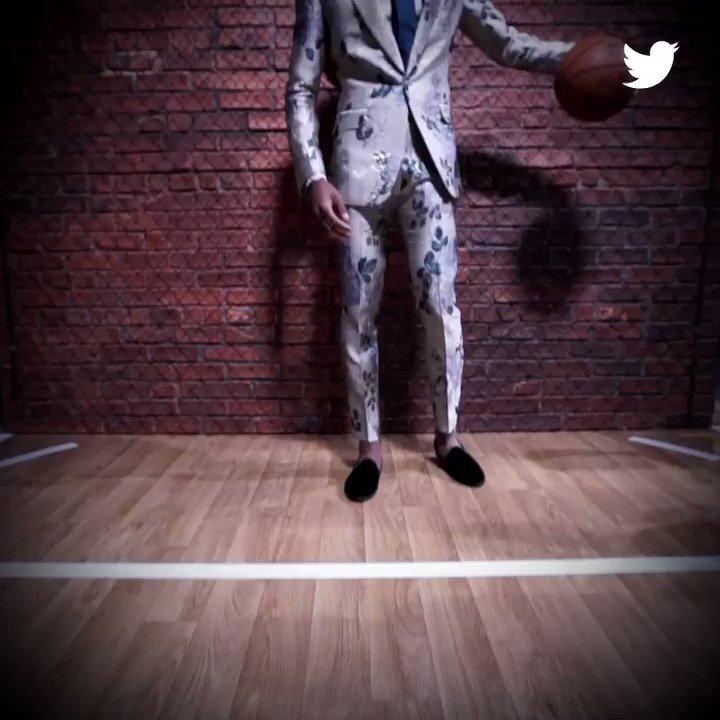 Welcome to the #NBA, @shaiglalex! #NBATwitter https://t.co/2mXQiu041Q