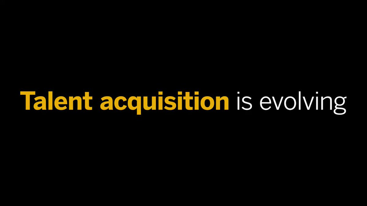 Are you prepared to reach the next evolution of talent acquisition? #SAPAppCenter has the tools you'll need to attract and retain #toptalent. https://t.co/LBJJNqlCyS