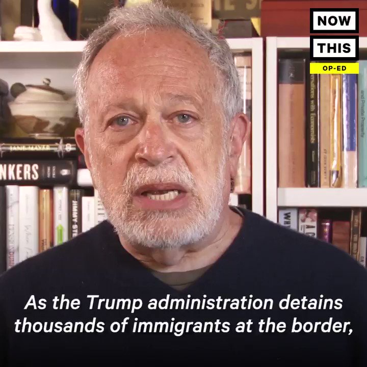 'Behind Trump is an industry that profits from his cruelly.' — Robert Reich explains who's profiting from detaining immigrants