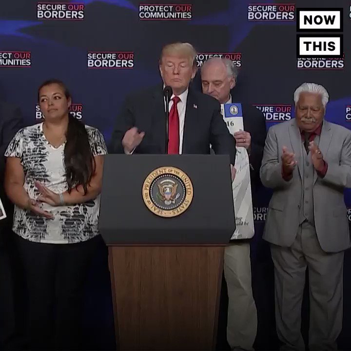 Another day, another disgusting, baseless Trump lie about immigrants