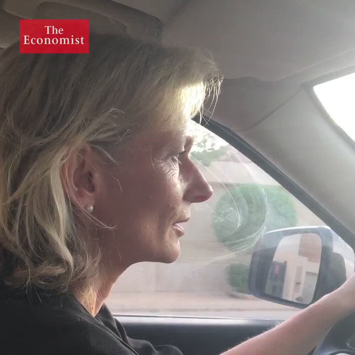 The Economist's editor, Zanny Minton Beddoes is in Saudi Arabia witnessing the social revolution up close https://t.co/RVwqHASnWm
