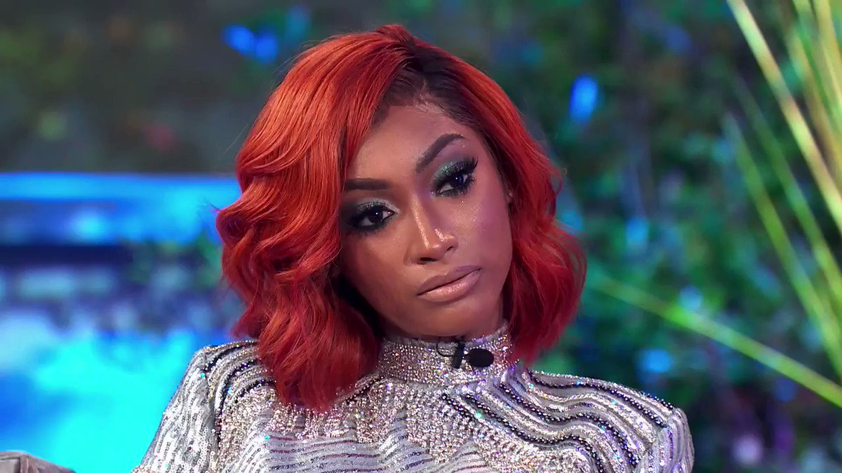 Rasheedas still not convinced Jasmines intentions are truly pure...what do YOU think? #LHHATL Dont miss the shocking PT 1 of the #LHHReunion TONIGHT at 8/7c!