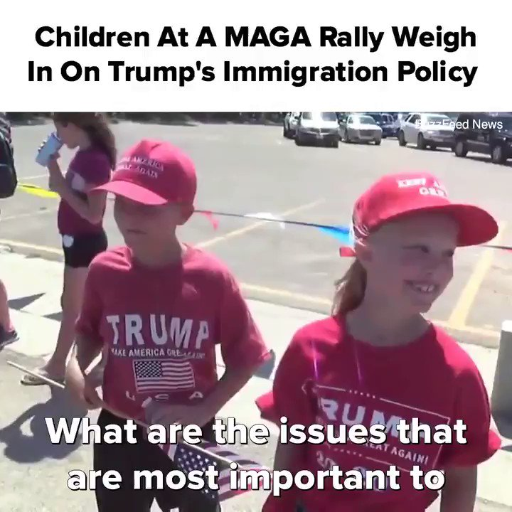 Image result for kids at montana trump rally