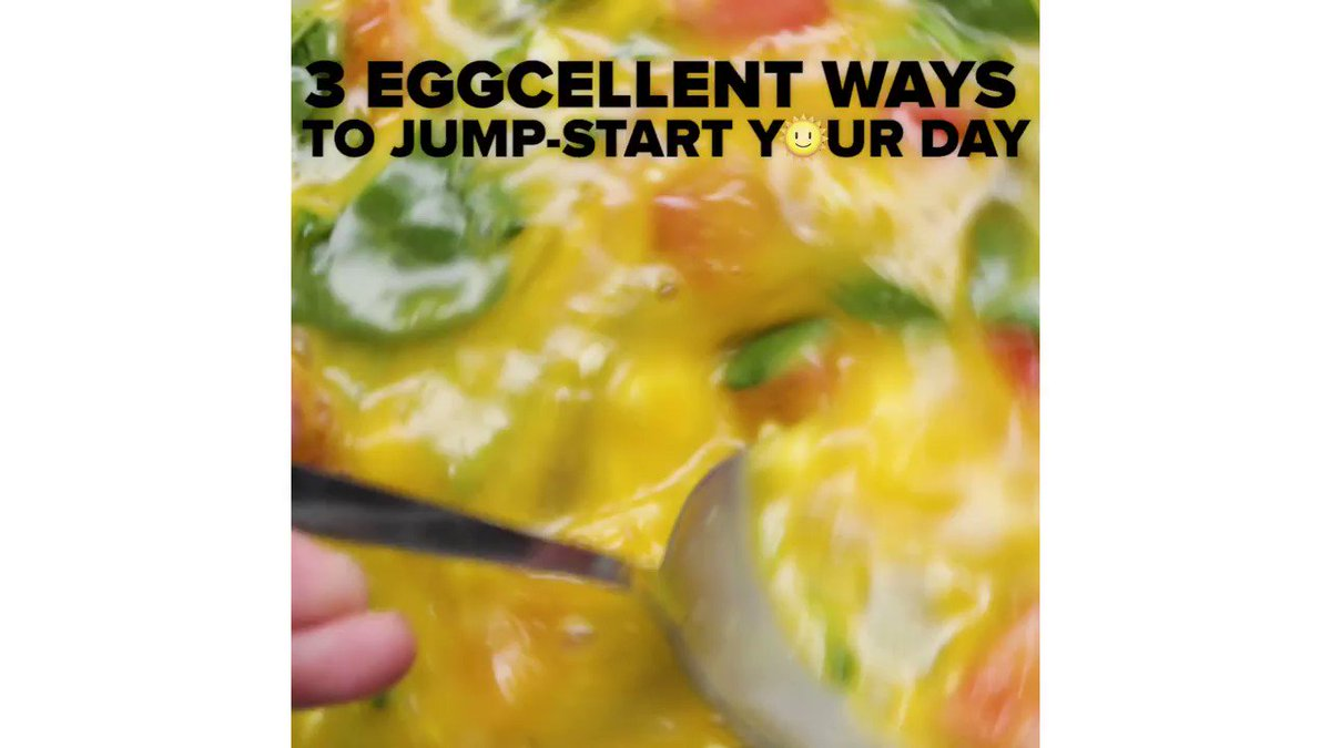 3 Eggcellent ways to jump-start your day! ☀️