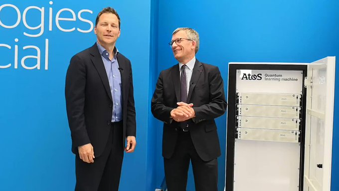 RT @Ronald_vanLoon: What is #QuantumComputing by @Philippe_Duluc     #AtosTechDays @Atos #DataSc...