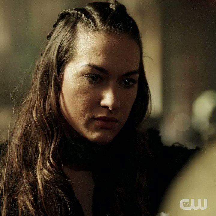 A civil war waiting to happen. Catch up on #The100 for free on The CW: https://t.co/I1k8tJBxq4 https://t.co/NV8fXMatqr