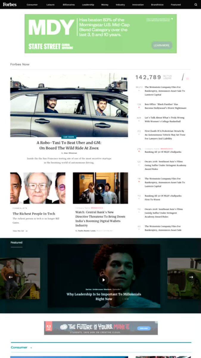 Check out the new Forbes website: https://t.co/etWBtnWQtt https://t.co/X6ujwwTuIX