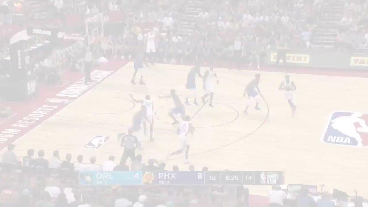 The BEST from @Suns rook @DeandreAyton in the @NBASummerLeague Preliminary Round! 💻: NBA.com/summerleague 🎟️: NBATickets.com