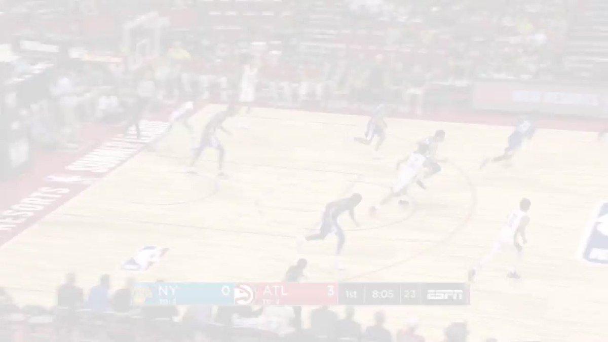 The BEST from @NYKnicks rook @KevKnox in the @NBASummerLeague Preliminary Round! 💻: NBA.com/summerleague 🎟️: NBATickets.com