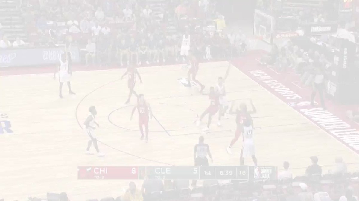 The BEST from @ChicagoBulls rook @wendellcarter34 in the @NBASummerLeague Preliminary Round! 💻: NBA.com/summerleague 🎟️: NBATickets.com