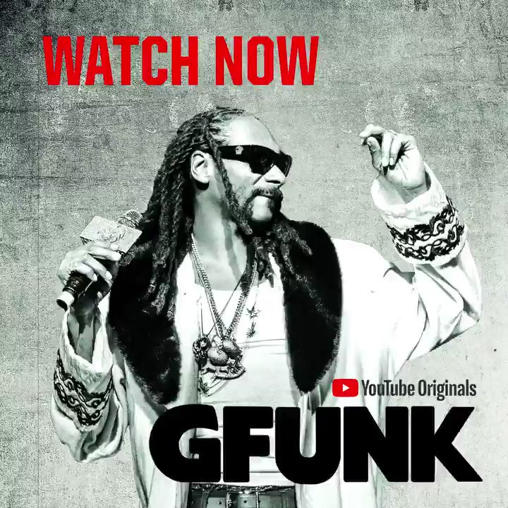 who seen the new #GFunkDoc today?! go n check it on @YouTube now https://t.co/eKDFCkzPzb https://t.co/XJTDuVeyKN
