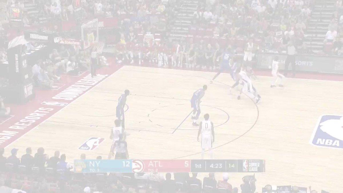 The BEST from @ATLHawks rook @TheTraeYoung at the @NBASummerLeague! 💻: NBA.com/summerleague 🎟️: NBATickets.com