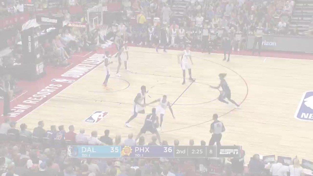 The BEST from @Suns rook @DeandreAyton at the @NBASummerLeague! 💻: NBA.com/summerleague 🎟️: NBATickets.com