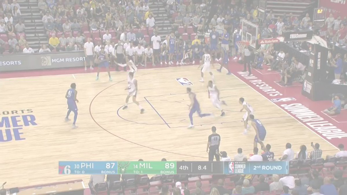 Crossovers and show-stopping SLAMS headline Saturday's TOP 10 PLAYS at the @NBASummerLeague! https://t.co/9YsG0aGuNv