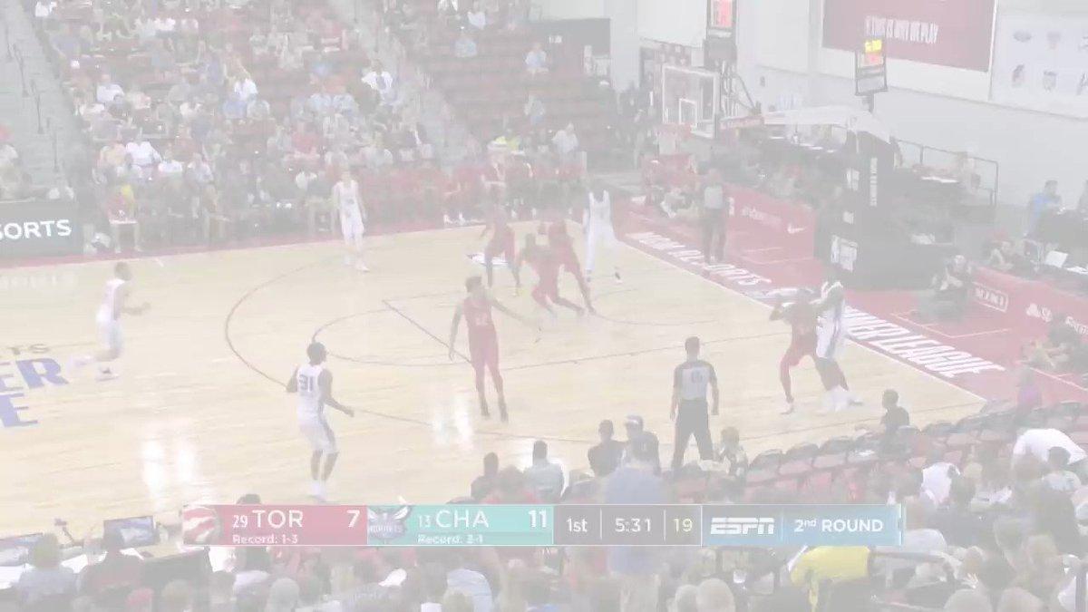 The BEST from @Hornets rook @MilesBridges at the @NBASummerLeague! 💻: NBA.com/summerleague 🎟️: NBATickets.com